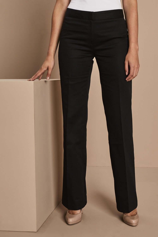 78cbfd3e8fe Prestige sirge lõikega püksid naistele - Simon Jersey