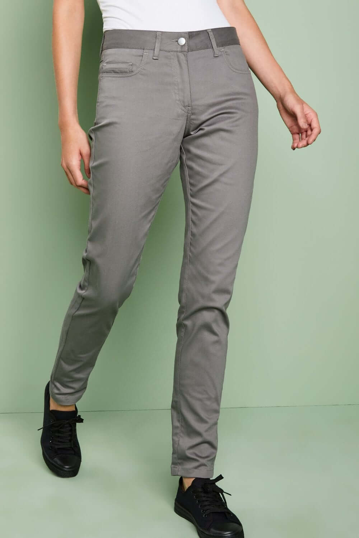 95ecd4baa96 Stretš slim-leg püksid naistele - Simon Jersey